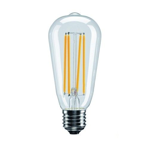 LED - Filamentlampe Birnenform 4 Watt