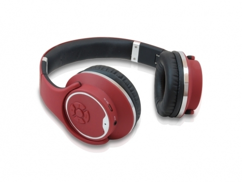 CHSPBTSPKR Bluetooth Headset - rot -