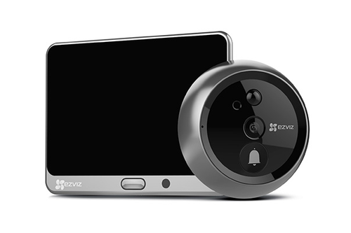 EZVIZ DP1 720p HD Peephole Camera